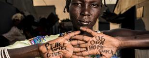 'Mensen veroorzaken hongersnood in Zuid-Sudan' - Wat nu?