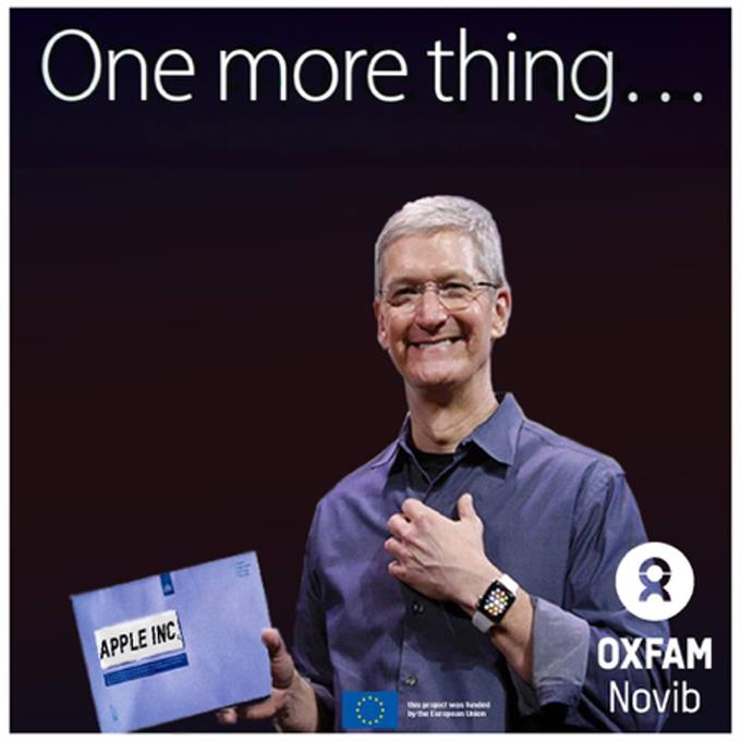 Apple - one more thing - belastingontwijking
