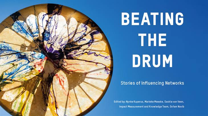 Beating the Drum: Stories of Influencing Networks