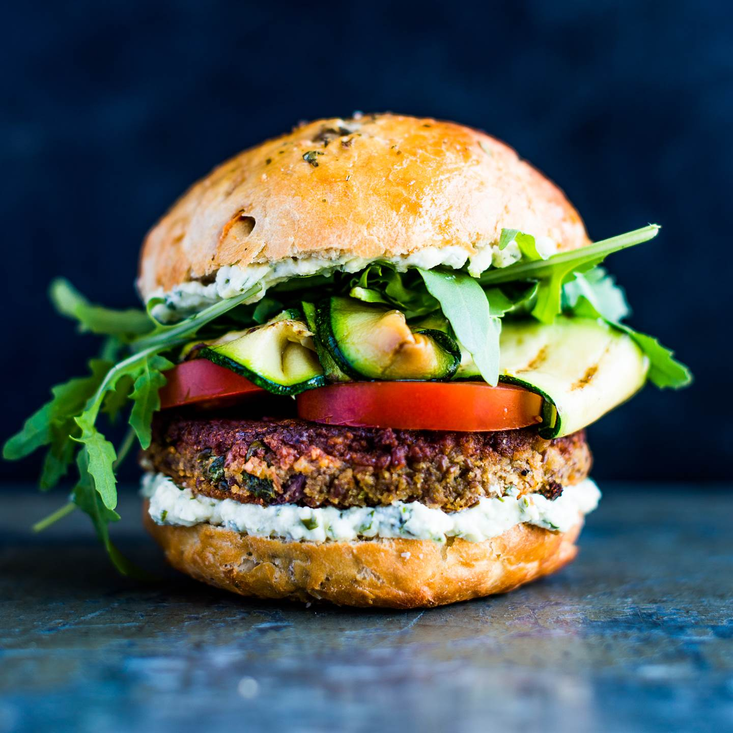 vegan burger recepten Lisette Kreischer Dutch Weed Burger