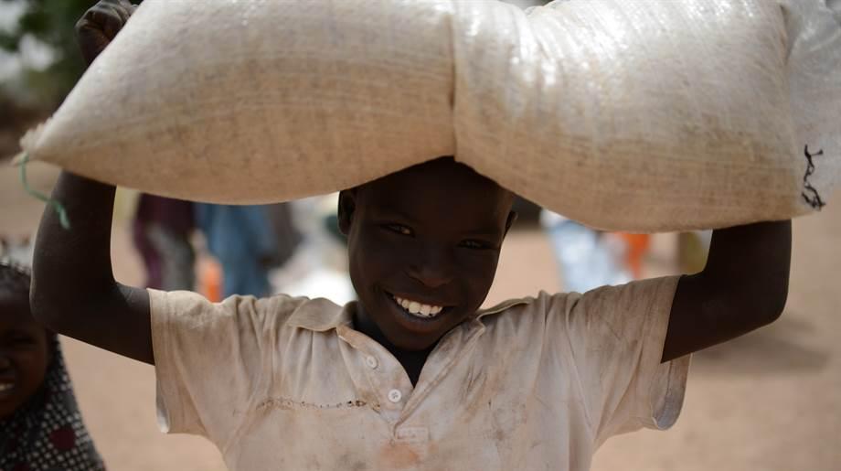 Oxfam Geit Cadeau