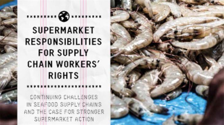 Supermarket responsibilities for supply chain workers' rights