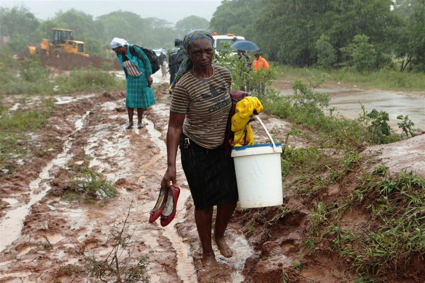 Noodsituatie Mozambique, Zimbabwe en Malawi door cyclonen Idai en Kenneth